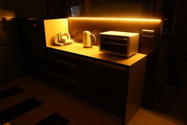 Kuchnia – oświetlenie LED