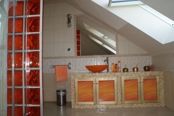 Fronty szafek łazienkowych