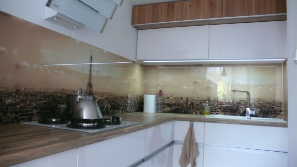 Paryski ekran kuchenny